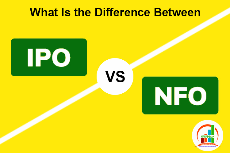 difference between IPO and NFO